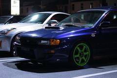 'Preza (Joe Folino ( LoopRunner )) Tags: blue cars car 25 subaru custom impreza rs modded