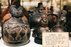 QF4C7712 (leslilundgren) Tags: museum pottery jars chimu pittriversmuseum