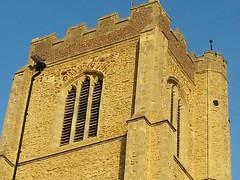 St. George's Church, Littleport (joannarobson07@btinternet.com) Tags: church churchtower ely stgeorgeschurch littleport
