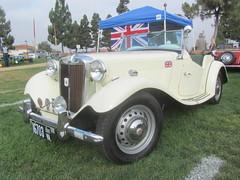 MG -TD (1949 - 1953) (MR38.) Tags: mg 1949 1953 car td british sports