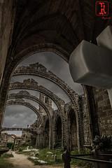 01607-12 de junio de 2016 (Tres-R) Tags: espaa church spain ruins iglesia galicia ruinas pontevedra riasbaixas airelibre cambados tresr rodolforamallo
