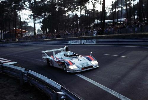 Porsche 936 победитель Ле-Мана 1977 года