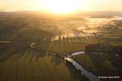 IMG_1183 (ppg_pelgis) Tags: ireland summer sunrise landscape flying northern ppg arial tyrone omagh notadrone