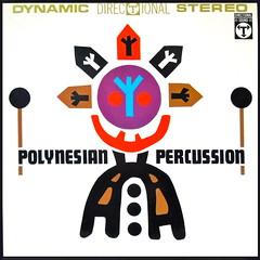 Polynesian Percussion (davidgideon) Tags: records percussion vinyl lp exotica spaceagepop