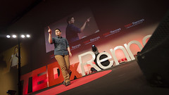 Talks TEDxRennes 2016  Antonin Le Mee