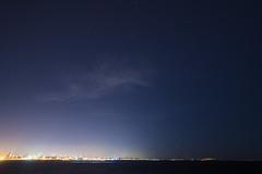 looking to Asia (Beau Finley) Tags: beaufinley istanbul turkey türkiye night stars marmara sea bosphorus straits astrometrydotnet:id=nova1620301 astrometrydotnet:status=solved shore dark city