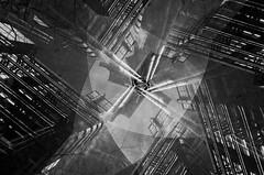 . (glynbrownson) Tags: london lloyds architecture abstract city urban metropolis monochrome ricohgr geometry wwwglynbrownsoncom blackandwhite dark pattern