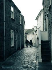 St Ives street DSC01322split-tone (Andy Dunstan) Tags: street cornwall village stives