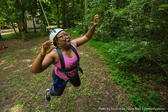 Week in Photos - 16 (Ole Miss - University of Mississippi) Tags: 2016 skb2824 grishamfellows k12 highschool ropes course outdoors campusrecreation university ms usa