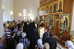 A cross procession from the village of Nikolskoe to the village of Adamovka / Крестный ход из Никольского в Адамовку (60)