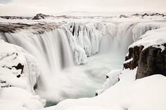 hafnarbjargafoss (schieflicht) Tags: winter nature landscape island iceland workshop aldreifrgsuur ichfuhrnieindensden