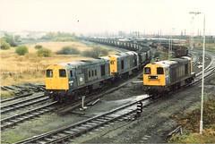 20084 20188 20209 Warrington Arpley 28th October 1986 (Skelton80s) Tags: warrington october 1986 28th 20084 20188 arpley 20209