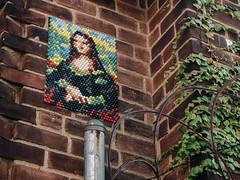 Mona (sblaurock) Tags: streetart newyorkcity queens wellingcourtmuralproject