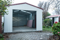 20160629_8455_1D3-23 New garage nearly finished (181/366) (johnstewartnz) Tags: newzealand christchurch 3 canon eos mark garage iii 1d 1740mm 1740 newbrighton apsh onephotoaday 1d3 project366 eqnz eqnzchc2011 onephotoaday2016