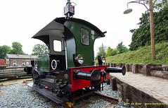 Loc 116 van de VSM (Bert de Boer) Tags: locomotive 116 locomotives locks loc diesel dieseltrains dieseltreinen bertdeboer netherlands groningen vsm spoor museumspoor