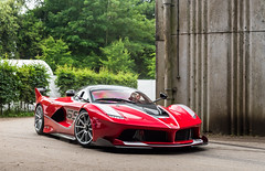 FXXK (Alexbabington) Tags: red cars car italian xx ferrari supercar goodwood supercars v12 fxxk fxx hypercar laferrari