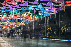 Moments (axsatr91) Tags: floria floria2016 night nighttime fujifilm fuji fujix fujixseries contrast colour colorful colors color colourful long exposure xf 35mm 35 352 trails trail people photo photography putrajaya xphotographer