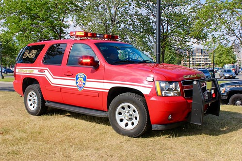 BFD Battalion Chief B-43
