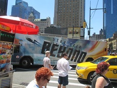 Star Trek Beyond - The Bus 2185 (Brechtbug) Tags: show street new york city nyc fiction bus film television trek computer movie poster star tv jj theater mr theatre manhattan district space rip ad broadway science double billboard midtown sidewalk ave captain spock scifi series beyond anton 1960s avenue abrams 8th futuristic kirk generated 45th decker the 2016 standee standees yelchin 07042016