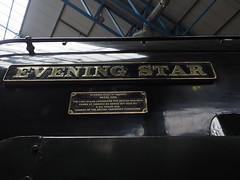 Evening Star - detail (Megashorts) Tags: york uk england museum yorkshire railway olympus pro f28 nationalrailwaymuseum omd em10 mzd 1240mm