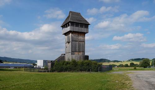 Motte Turmhügelburg