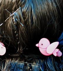 (Aravindan Rajaram) Tags: abstract hair hairdo clip twitter