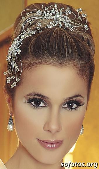 Penteados para noiva 152