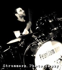 05 04 13 Pearl Jammer Team McCready Leeds Eiger Studios 232 (strummers2505) Tags: charity music white black mike rock paul drums photography team nikon live grunge gig leeds champion wishlist foundation event drummer pearl tribute studios jam eiger fundraiser act jammer d300 mccready 2013 strummers