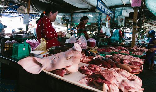 Market delights, Nha Trang.