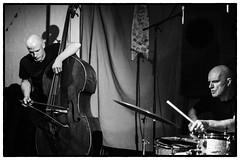 Otomo Yoshihide/Roger Turner/Guillaume Viltard/Alex Ward @ Cafe Oto, London, 11th May 2013 (fabiolug) Tags: leica blackandwhite bw music london monochrome zeiss drums 50mm blackwhite concert experimental bass guitar live gig livemusic performance rangefinder turntable improv monochrom improvised clarinet biancoenero dalston doublebass sonnar otomo londonist alexward leicam otomoyoshihide zeisssonnar 50mmf15 rogerturner guillaumeviltard sonnar50mm cafeoto silverefexpro zeisscsonnar silverefexpro2 zeisszm50mmf15csonnar mmonochrom leicammonochrom leicamonochrom zeisscsonnartf1550mmzm