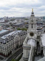 View from the Gallery on St Paul's Cathedral Dome (Normann) Tags: london stpaulscathedral