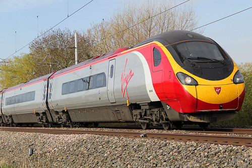 390148 Virgin Trains Pendolino