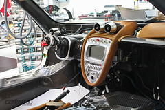 Pagani Huayra interior in factory (getpalmd) Tags: factory supercar zonda pagani huayra