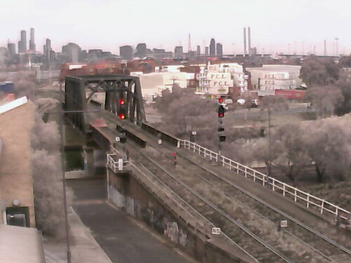 000DC5D5A5C5(Railpage Cam 1) motion alarm at 20130526102700