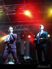 (aeternalisx) Tags: mandy show music festival germany concert live band ivy pop doo dessau overtones the wop sachsenanhalttag capristo quainoo