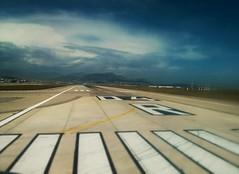 Nice, very (Arslan) Tags: plane airport nice riviera aeroplane ctedazur avion pistededcollage flickrandroidapp:filter=none