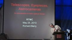 IMG_9709 (ceztom) Tags: may class telescope 25 eyepiece optics rtmc sbau 2013 richardberry astrograph campoakes sx230 astrocamera