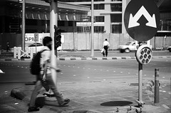 (Dunez Photography & Design) Tags: street crossing walk riyadh saudiarabia ksa