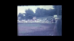 reel11c2_N-Bar-H-horse-show. (Paul-W) Tags: ranch summer vacation film movie video newhampshire clip riding horseshow 1972 barrington nbarh barringtonnh 8mmhomemovieclip