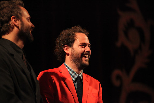Breath In introduction with Drake Doremus and Dustin O'Halloran