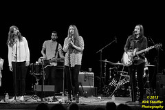 The Staves @ Triple Door (Kirk Stauffer) Tags: show seattle door uk greatbritain england bw musician music food woman usa white black cute english beer girl june rock female bar sisters menu restaurant washington emily concert nikon women pretty tour wine jessica folk song live stage gig band drinking siblings eat drinks alcohol singer vocalist wa camilla triple vocals stauffer singersongwriter tripledoor d4 staves 2013 61613 kirkstauffer staveleytaylor thestaves