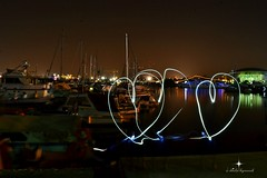 My  is yours... (Love me tender .**..*) Tags: longexposure light sea seascape lightpainting love night hearts landscape boats photography noflash greece dimitra floisvos 2013 palaiofaliro taekwodo mygearandme mygearandmepremium nikond3100 kirgiannaki
