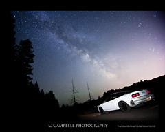 Nikon D600 The Milky Way (C. Campbell) Tags: sky sun night oregon way stars landscape photography nikon northwest earth c eugene astrophotography dust campbell milky the d600 ccampbell facebookcomccampbellphoto