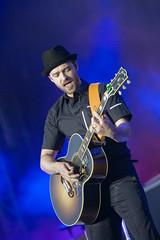 Justin Timberlake @ Yahoo Wireless Festival