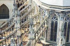 Bordeaux juillet/2013 (mrcl_) Tags: voyage travel france cathedral bordeaux frana cathdrale tourisme saintandr
