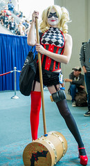 Harley Quinn (Ngo_Photography) Tags: comics dc costume san comic cosplay diego universe con 2013