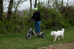 """WooFDriver & Pretty Princess Taking A Stroll • <a style=""""font-size:0.8em;"""" href=""""http://www.flickr.com/photos/96196263@N07/9351301855/"""" target=""""_blank"""">View on Flickr</a>"""