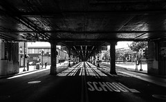 DSCF6079.jpg (john fullard) Tags: city nyc urban newyork train subway mono bronx explore westchestersquare fujix10