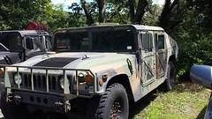 HMMWV (Military Truck Guy) Tags: statepark truck 4x4 military bearmountain militarypolice hmmwv westpoint mv m998 militarytruck flickrandroidapp:filter=none