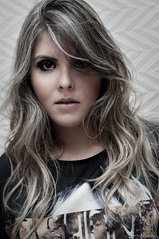 Patricia (Emelly Varela) Tags: woman girl fashion rock retrato mulher garota beleza select portrair extrafashion